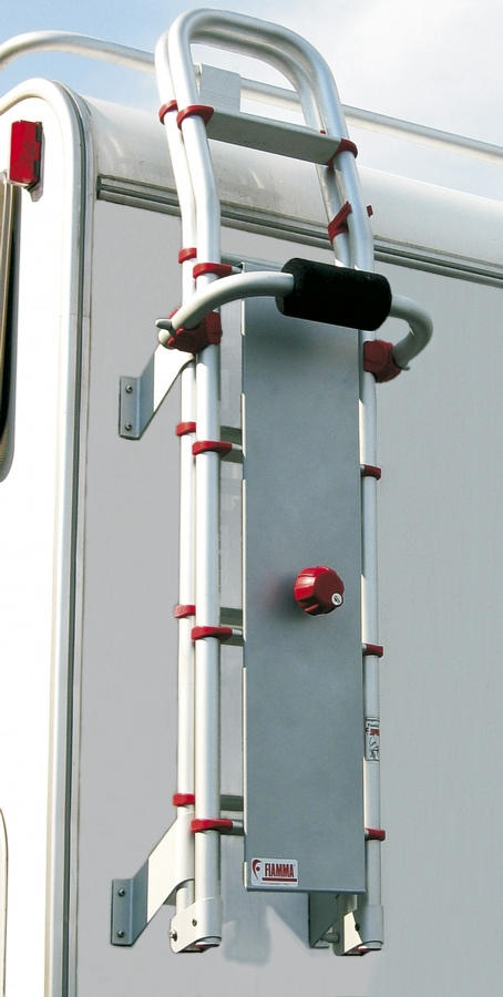 Fiamma Safe Ladder To Lock All Fiamma Exterior Ladders